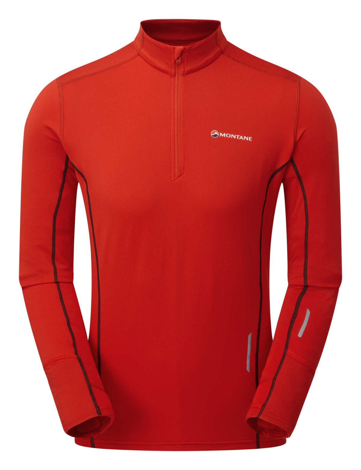 Montane Dragon - zip long sleeved top mid or base layer