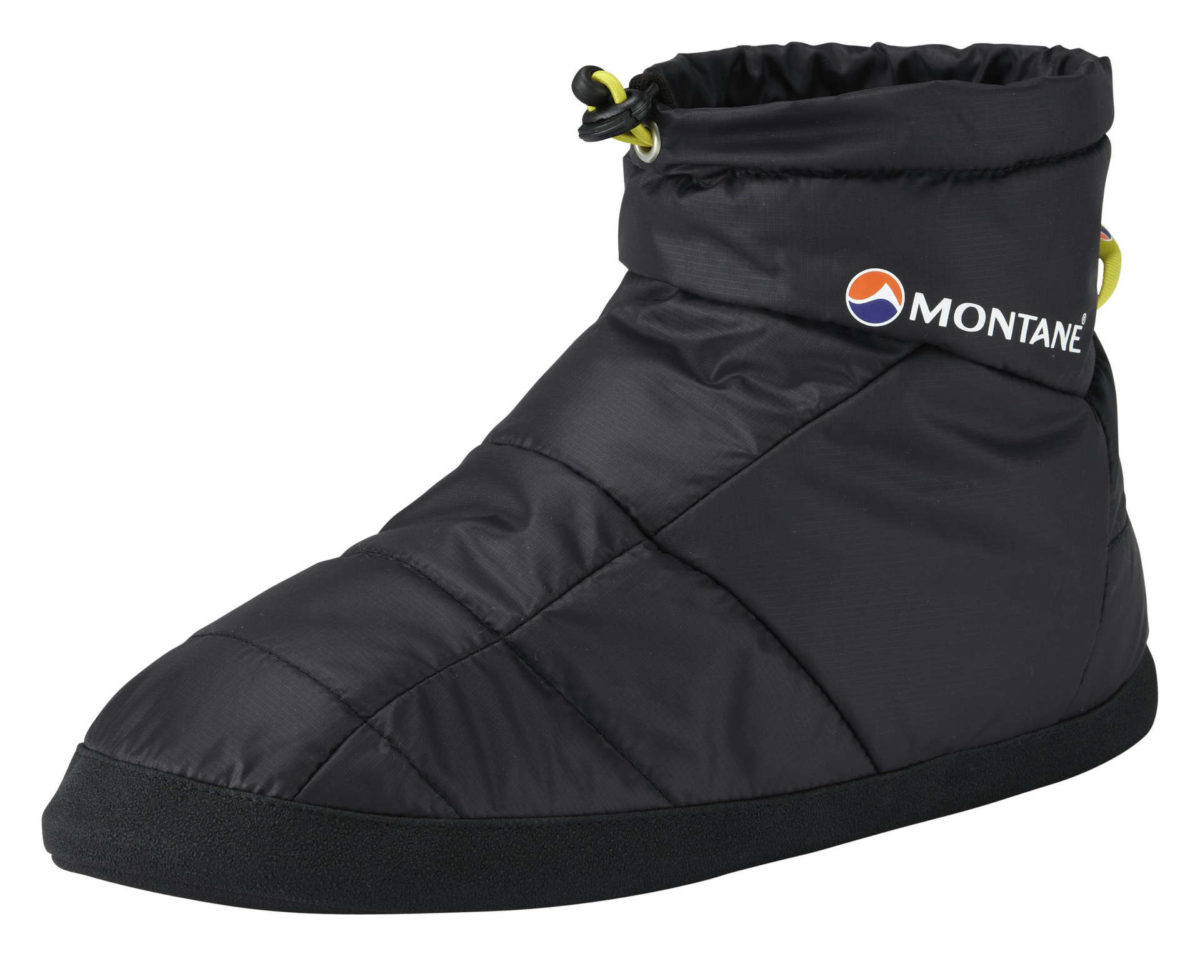 Prism insulted bootie for mountain and alpine hutss