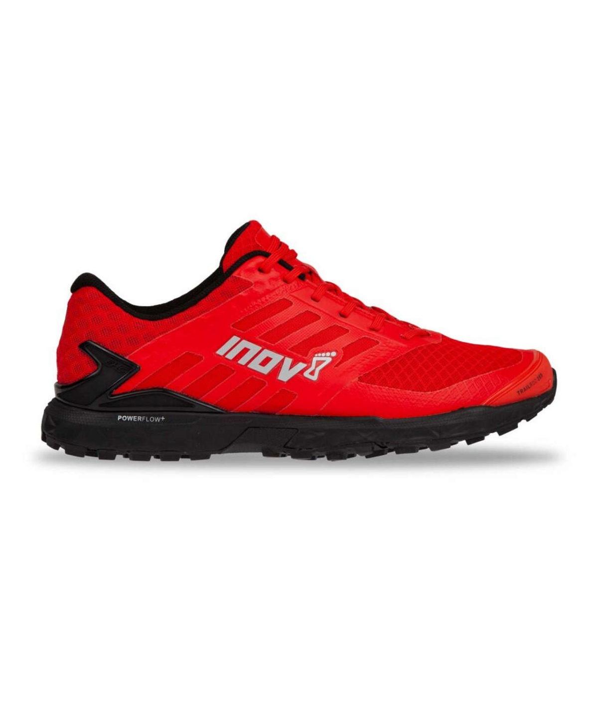 inov 8 Trailroc 285 trail shoe red black FastandLight 1 1
