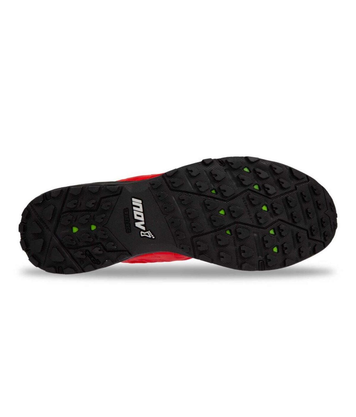 inov 8 Trailroc 285 trail shoe red black FastandLight 3 1