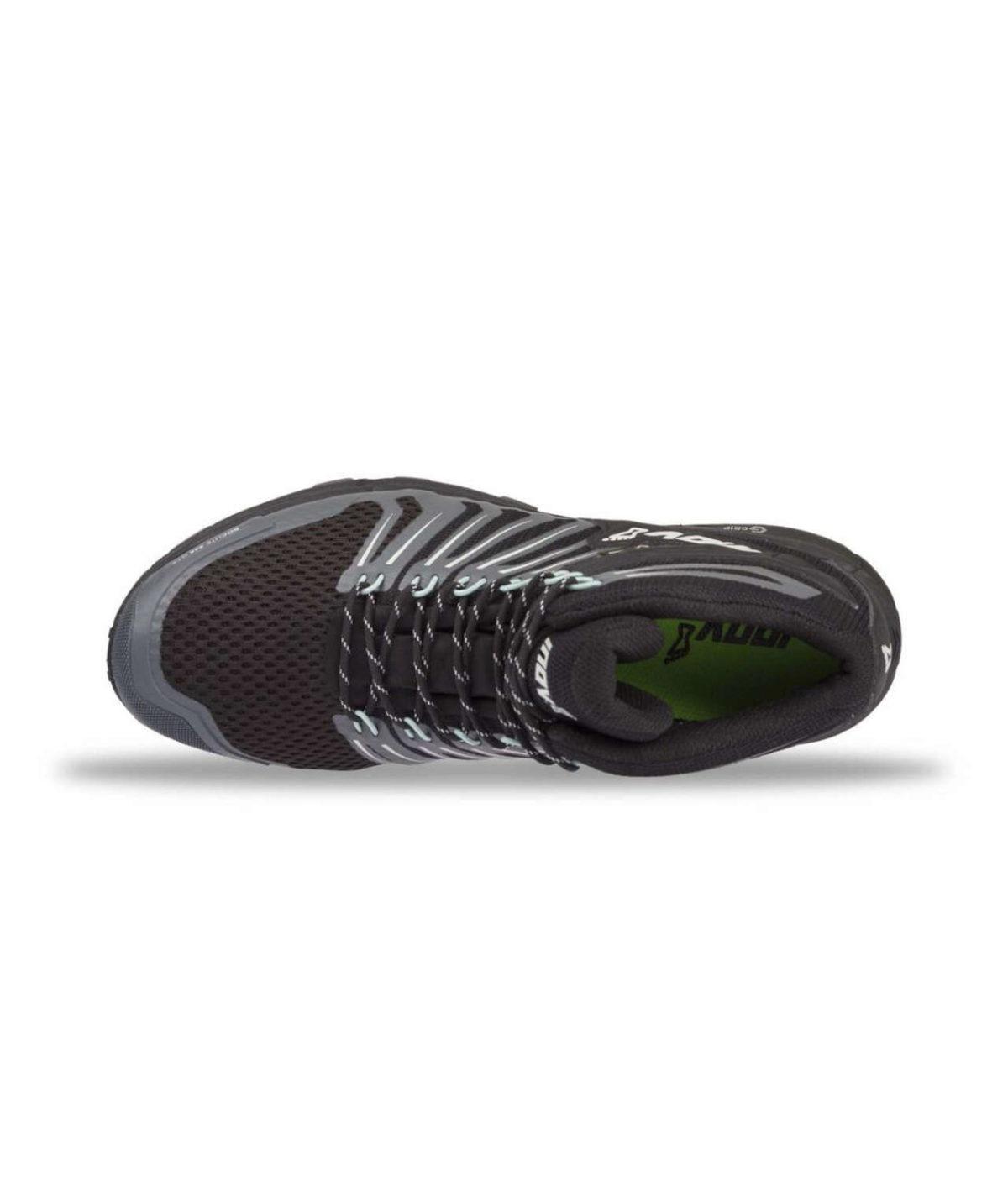 inov 8 roclite 345 gtx womens black green Fast and Light 4 1